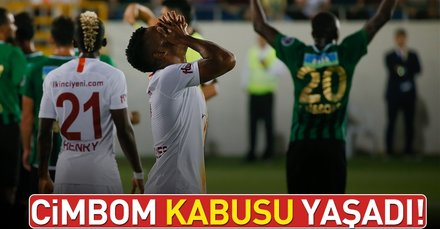 Akhisarspor: 3 - Galatasaray: 0   MAÇ SONUCU