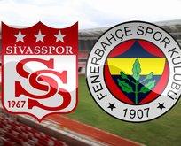 Sivasspor - Fenerbahçe maçı ne zaman?