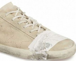 Eski ayakkabı 3 bin 300 lira