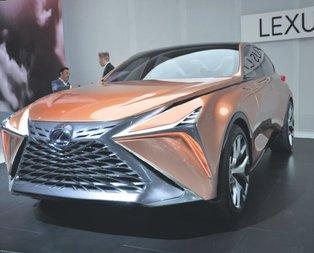 Lexus'tan geleceğin crossover konsepti