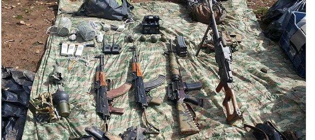 Isı güdümlü PKK tuzağı