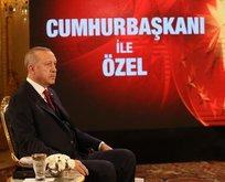 Başkan Erdoğan İstanbul hayalini açıkladı