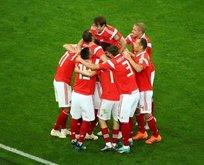 Rusya: 3 - Mısır: 1 | MAÇ SONUCU