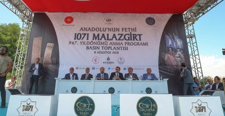 İBB 947. yılında Malazgirt Zaferi'ni anıyor