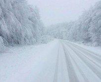 Meteoroloji'den 4 il için kar uyarısı