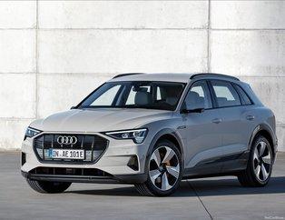 2019  Audi E-Tron'un özellikleri ve fiyatı resmen belli oldu