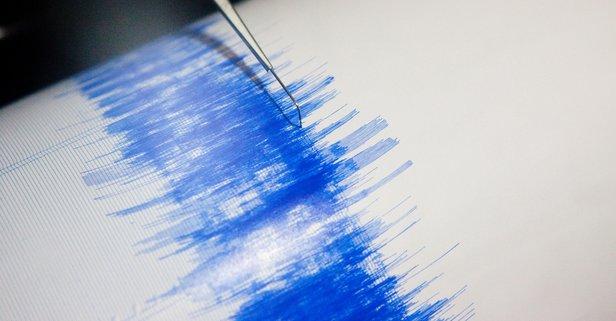 Asya ülkesinde korkutan deprem