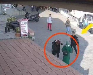 Karaköy'de saldırıya uğrayan kadın şikayetçi oldu