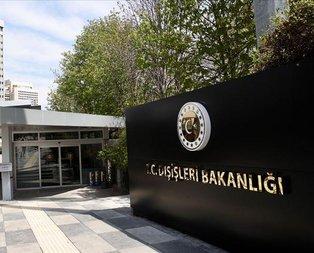 Miçotakis'in sözlerine Türkiye'den sert tepki