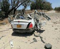 Hafter milisleri sivilleri mayınlarla hedef aldı