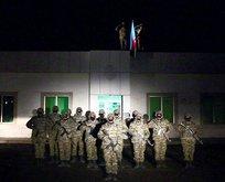 Ermenistan işgalindeki Laçın'e Azerbaycan bayrağı dikildi!