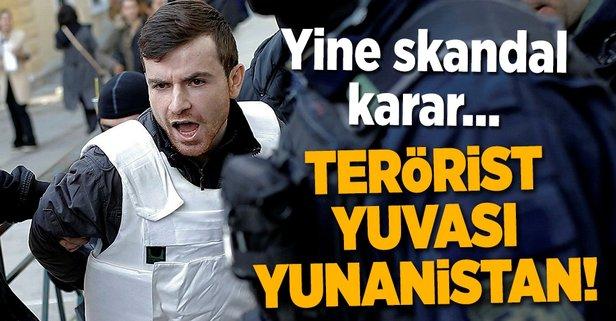 Yunanistandan DHKP-C üyesinin Türkiyeye iadesine ret
