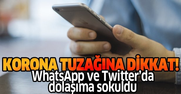 Sosyal medyadaki korona iddialarına dikkat