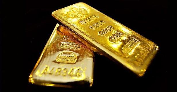Ons altın son 1 ayın en düşük seviyesinde