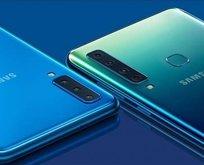 Samsung A9 (2018) dört kamera özellikleri neler? Samsung A9 Türkiyede ne zaman satışa çıkacak?