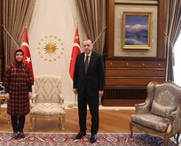 Başkan Erdoğan, Keban Belediye Başkanı Atlı ile görüştü!