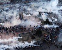 FETÖ'nün ilk sokak kumpası: Gezi