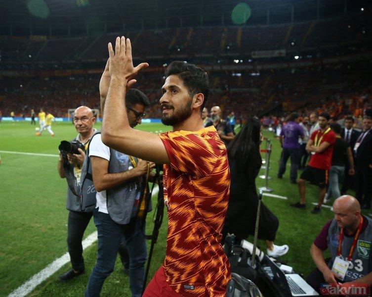 Galatasaray - Göztepe maçından görüntüler