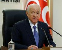MHP Genel Başkanı Devlet Bahçeli 72 yaşında!