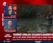 CHP ve HDP'ye çok sert tepki