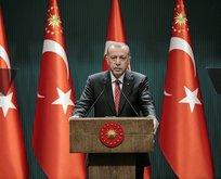 Kabine toplantısı bitti mi? Başkan Erdoğan açıklaması saat kaçta ne zaman?
