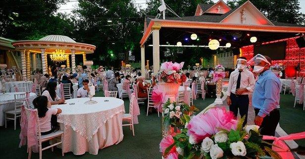 Düğünler nikahlar iptal mi? 17 Mayıs düğün salonları açıldı mı? Düğünler nikahlar ne zaman başlıyor?