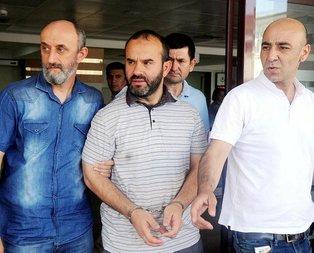 FETÖnün önde gelen isimlerinden Hancıya 15 yıl hapis cezası!