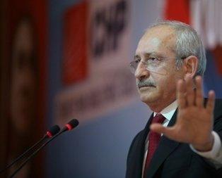 CHPde Muharrem İncenin önerisi kabul görmedi