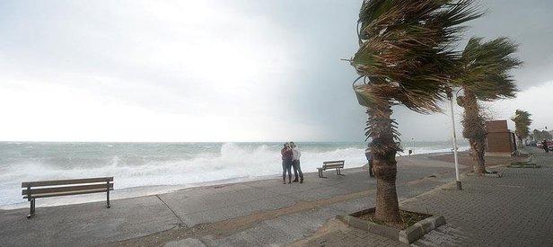 Meteoroloji'den son dakika kuvvetli rüzgar uyarısı! 3 Ekim 2019 hava durumu