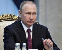 Putin'den nükleer silah çıkışı