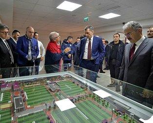 Bakan Ziya Selçuk'tan Altınordu'ya ziyaret