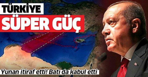 Yunan itiraf etti: Türkiye süper güç
