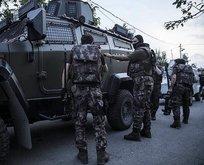 Kundakçı teröristlere operasyon