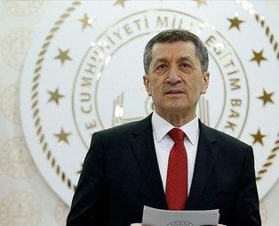 Son dakika: Milli Eğitim Bakanı Ziya Selçuk'tan LGS açıklaması