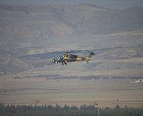 Güçlenen Atak helikopterinden ilk uçuş!