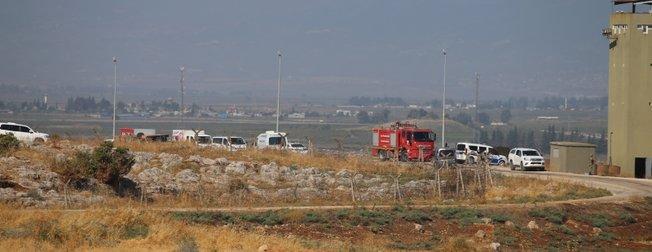 Son dakika: Hatay'da göçmenleri taşıyan askeri araç devrildi! Ölü ve yaralılar var