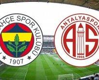 Fenerbahçenin zirve takibi!