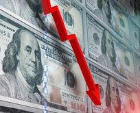 Dolar kritik seviyenin altına geriledi