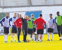 Trabzon'da hedef 18 puan
