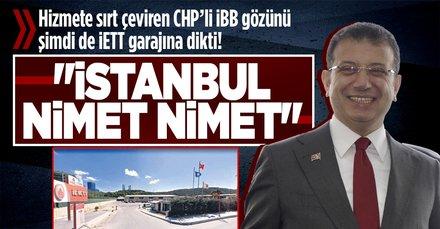 CHP'li İBB İstanbul'u sata sata bitiremedi!