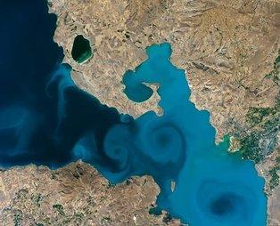 Van Gölü, NASA'nın düzenlediği yarışmada finalde! Siyasilerden destek çağrısı...