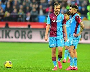 Trabzonspor'da Sosa ve Novak'ın kararı bekleniyor