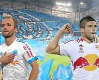 UEFAda yarı final heyecanı! Salzburg Marsilyaya konuk oluyor