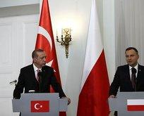 Cumhurbaşkanı Erdoğandan ABye sert mesaj