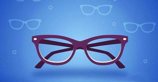 Hadi Ipucu Sorusu Simgesi Mor Gözlük Olan Sosyal Sorumluluk Projesi