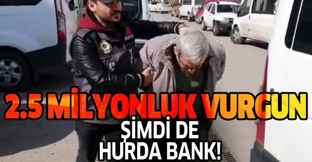 Bu kez Hurdabank!