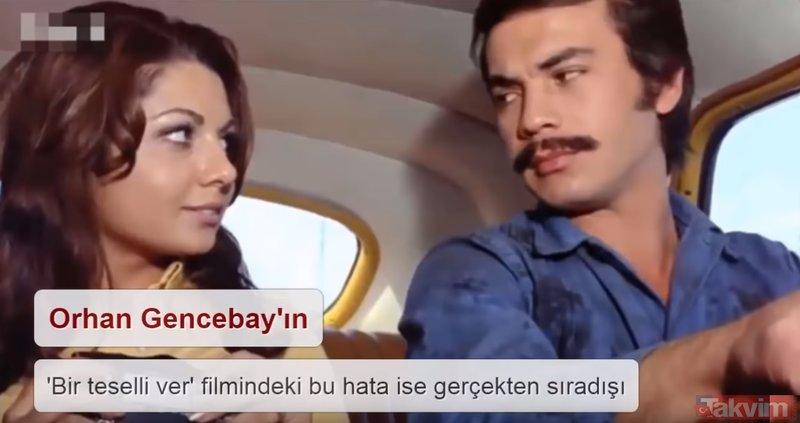 Kemal Sunal'ın filmindeki hata 40 yıl sonra ortaya çıktı! Yeşilçam'a damga vurmuştu... İşte o hata...