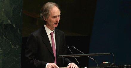 Son dakika... BM Suriye Özel Temsilcisi Geir Pedersen Türkiye'ye geliyor