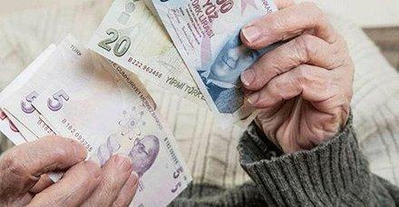 Emekliye 521 lira zam