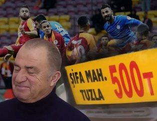 Galatasaray Tuzlaspor'a 2-0 yenildi! Mağlubiyet sonrası olanlar oldu... 500T...